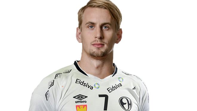 Richard Hanisch norsk mästare